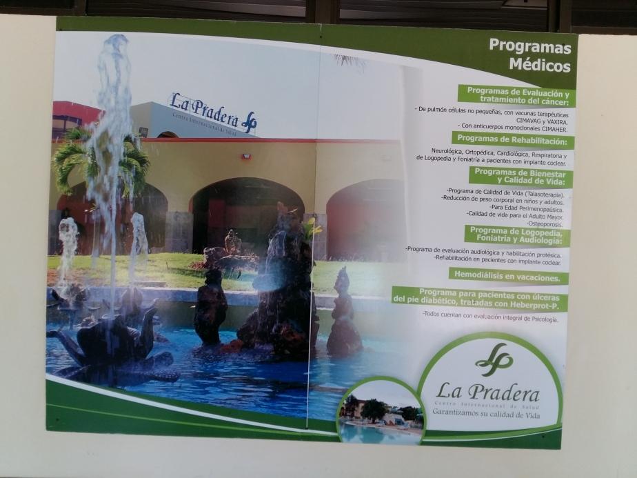 LaPradera Rehab Clinic @ Havana,Cuba
